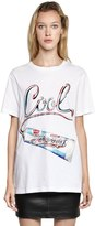 Jeremy Scott Cool Printed Cotton Jersey T-Shirt