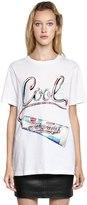 Jeremy Scott Cool Printed Cotton Jersey T-Shirt