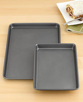 Classic Large Jelly Roll and Brownie Pan Set
