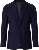Jigsaw Ottoman Woven In Italy Slim Suit Jacket, Navy