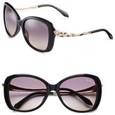 Roberto Cavalli RC917S 57mm Square Sunglasses