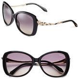Roberto Cavalli RC917S 57mm Square Sunglasses