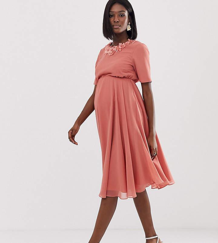 3baa625024 Embellished Maternity Dresses - ShopStyle