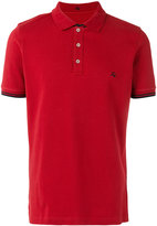 Fay polo shirt - men - Cotton/Spandex/Elastane - L