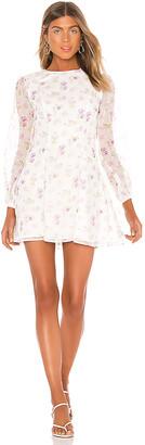 Majorelle Aspen Mini Dress