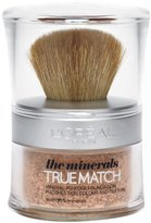L'Oreal L'Oréal Paris True Match Minerals Foundation 10 g Number N3
