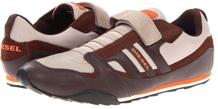Diesel Gunner On - 13 (Beige) - Footwear