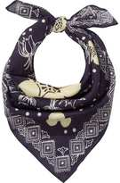 Scotch & Soda Amsterdams Blauw Bandana