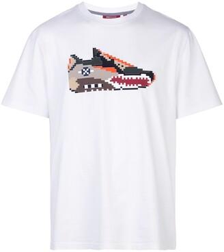Mostly Heard Rarely Seen 8 Bit Falcon jersey T-shirt