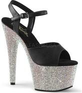 Pleaser USA Bejeweled 709DM Platform Sandal (Women's)