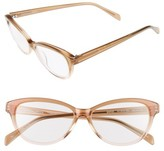 Corinne McCormack Women's 'Marge' 52Mm Reading Glasses - Rose Fade