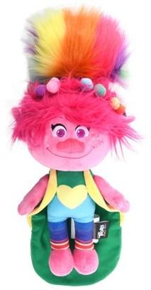 Trolls World Tour Kids Bedding Super Soft Plush Cuddle Pillow, Princess Poppy