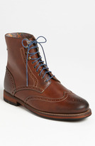 Ted Baker 'Poallu' Wingtip Boot Brown 7 M