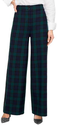 J.Crew Frankie Black Watch Tartan Pants