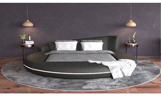 Orren Ellis Afi Tufted Upholstered Low Profile Platform Bed Size: Queen