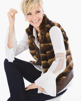 Chico's Faux-Fur Vest