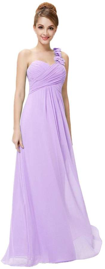 257d0985fb4b Mint One Shoulder Dress - ShopStyle Canada