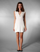 Hekel Dress in White