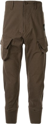 Julius High-Rise Tapered Trousers
