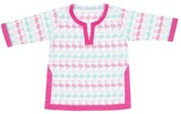 Pottery Barn Kids Nautical Flamingo Tunic, 3-6