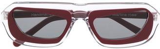 Martine Rose Visor Frame Sunglasses