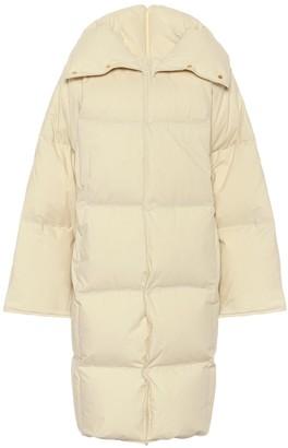 Bottega Veneta Quilted cotton down puffer coat