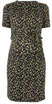 Topshop Maternity floral print shift dress