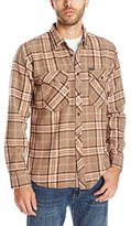 Brixton Men's Weldon Long Sleeve Flannel