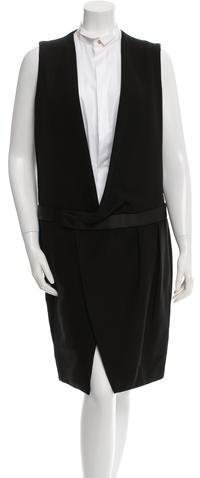 Celine Vest Midi Dress