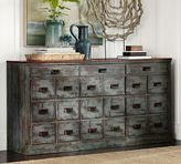 Pottery Barn Clerk's Console Table