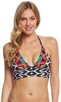 Trina Turk Africana Crop Triangle Bikini Top 8157840