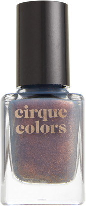 Cirque Colors Velvetine Slate Shimmer Nail Polish