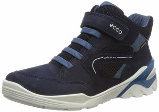 Ecco Boys Biom Vojage Hi-Top Trainers