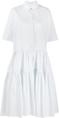 Cecilie Bahnsen Primrose shirt midi dress