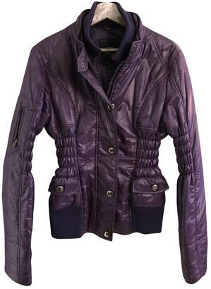 Fay Purple Synthetic Coats