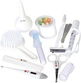 The First Years American Red Cross Deluxe Healthcare & Grooming Kit - White