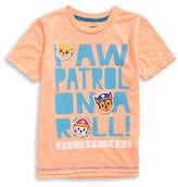 Paw Patrol Speckled Logo T-Shirt