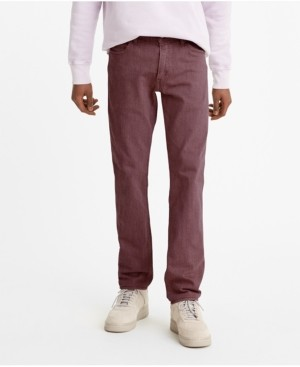 Levi's Men's 511 Slim Flannel Jeans, Created for Macy's