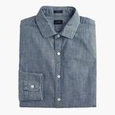 J.Crew Ludlow shirt in Japanese chambray