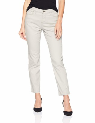 Lee Women's Petite Instantly Slims Classic Relaxed Fit Monroe Straight Leg Jean