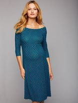A Pea in the Pod A-line Maternity Dress