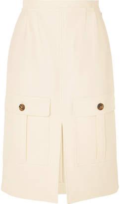 Chloé Twill Skirt - White