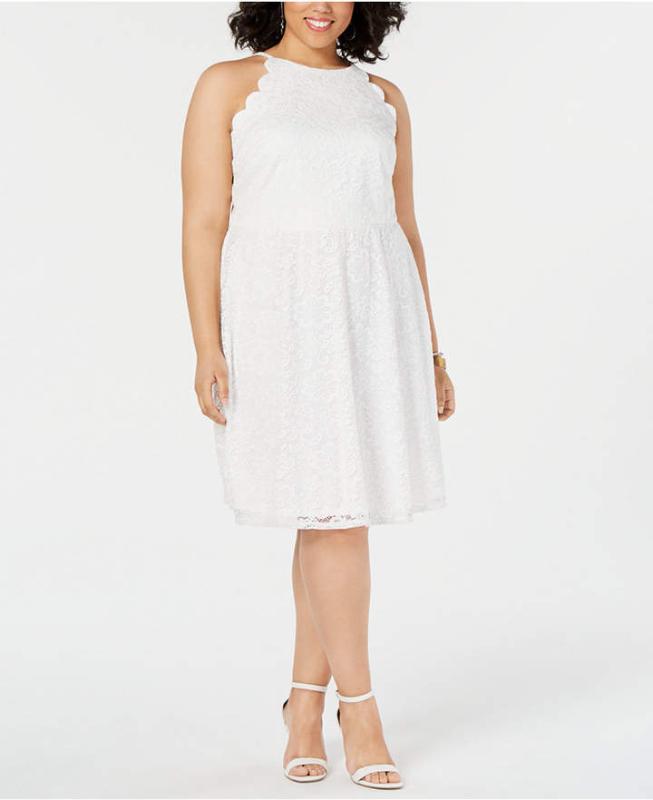 Junior Plus Dresses - ShopStyle