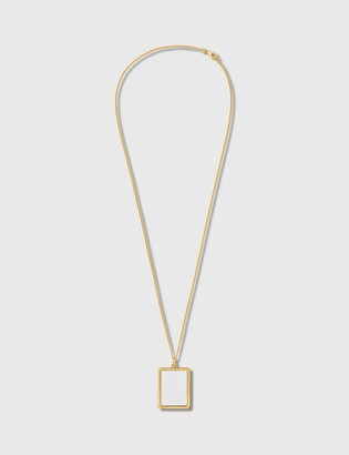 D'heygere Whiteboard Necklace