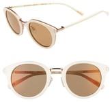 Raen Women's Portrero 50Mm Sunglasses - Bone