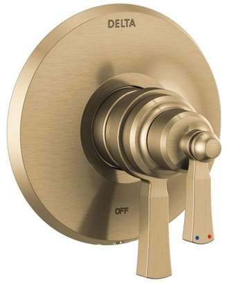 Delta Faucet T17056 Dorval Monitor 17 Series Pressure Balance Valve Trim Only