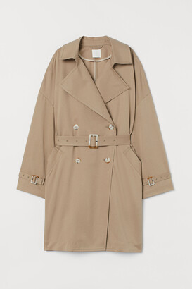 H&M Oversized Trenchcoat