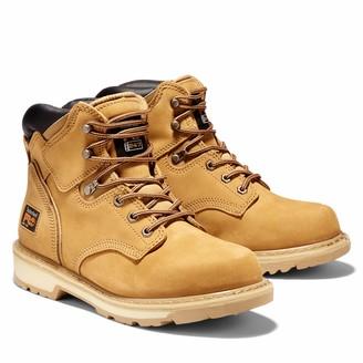 "Timberland Men's Pitboss 6"" Soft-Toe Boot"