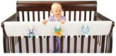 Leachco Easy Teether XL - Crib Rail Cover For Convertible Cribs