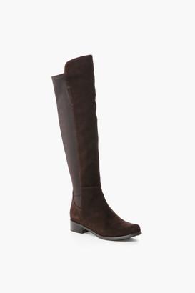 Blondo Brown Suede Waterproof Velma Boots